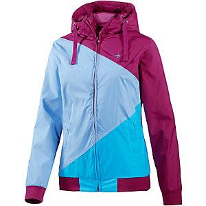 WLD Japs III Windbreaker Damen pink/blau/mint