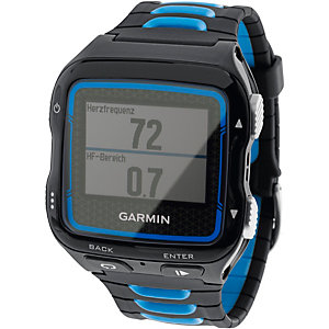 garmin forerunner 920 xt hr sportuhr schwarz blau im. Black Bedroom Furniture Sets. Home Design Ideas