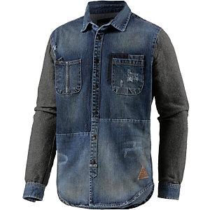 VSCT Jeansjacke Herren denim/grau