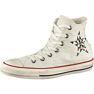 CONVERSE Chuck Tailor All Star Sneaker Damen weiß