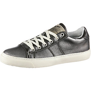REPLAY Sneaker Damen grau/metallic