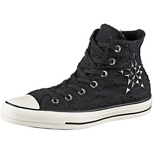 CONVERSE Chuck Tailor All Star Sneaker Damen schwarz