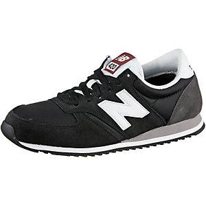 NEW BALANCE 420 Core Sneaker Damen schwarz/weiß