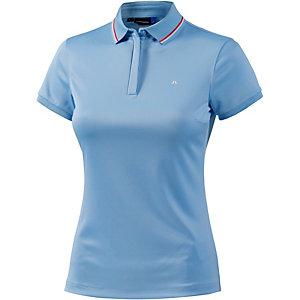 J.Lindeberg W Jona Slim Fieldsensor 2.0 Poloshirt Damen blau