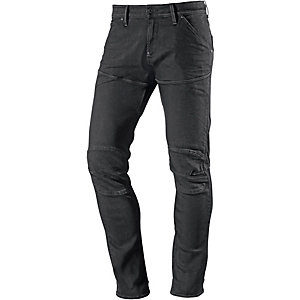 Slimfit Jeans mit anatomischer 3D-Konstruktion für eine lässige Passform und optimale Bewegungsfreiheit. black denim