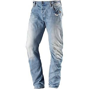 G-Star Arc 3D Slim Slim Fit Jeans Herren destroyed denim