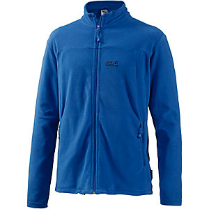 WeicheFleecejacke aushochwertigem Nanuk Fleece blau