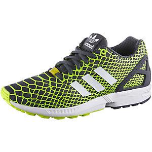 adidas ZX Techfit Sneaker Herren neongelb