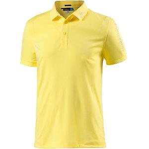 J.Lindeberg M Tour Tech Slim TX Jersey Poloshirt Herren gelb