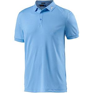 J.Lindeberg M KV Reg TX Jersey Poloshirt Herren blau