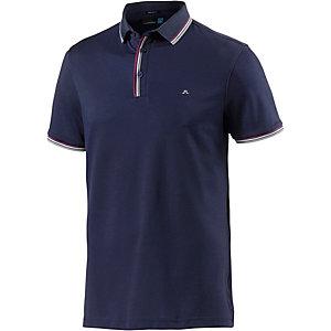 J.Lindeberg M Cail Reg Tech Mesh Jersey Poloshirt Herren navy