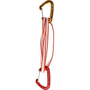 Climbing Technology Fly-Weight Alpine Set Expressen rot/goldfarben