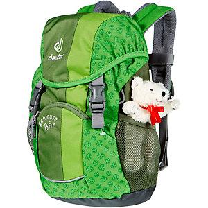 Deuter Schmusebär Daypack Kinder grün