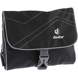 Deuter Wash Bag I Kulturbeutel schwarz