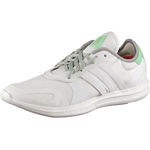 adidas Yvori Fitnessschuhe Damen weiß/grau