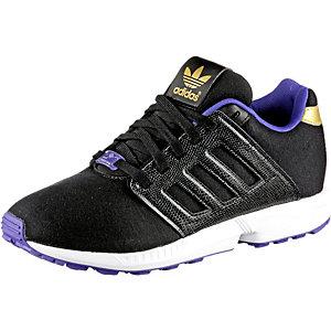 Adidas Flux Grau Blau
