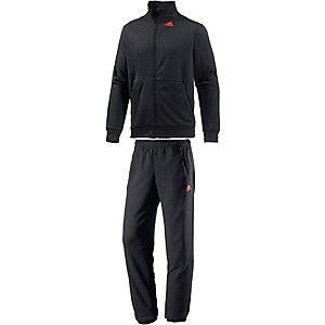 adidas TS Co Jo Trainingsanzug Herren schwarz