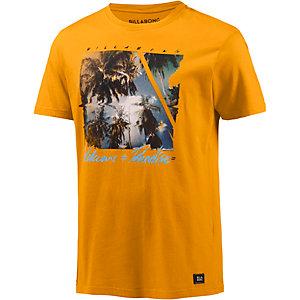Billabong Future Paradise T-Shirt Herren tangerine