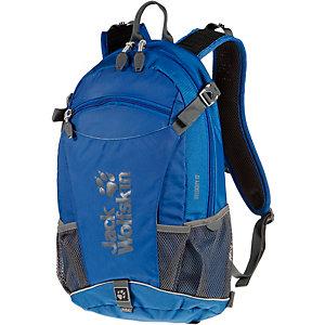 Jack Wolfskin Velocity 12 Wanderrucksack blau