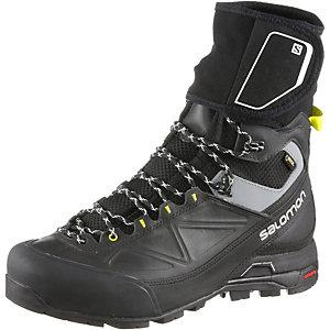 Salomon X Alp Pro GTX Alpine Bergschuhe Herren dunkelgrau/schwarz