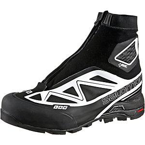 Salomon S-Lap X Alp Carbon GTX Alpine Bergschuhe schwarz/weiß