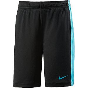 Nike Funktionsshorts Jungen schwarz/türkis