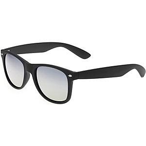 MasterDis Sunglasses Likoma Mirror Sonnenbrille schwarz/silberfarben