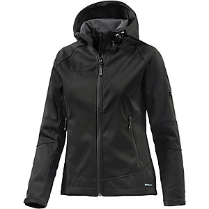 Mammut Ortler Advanced Softshelljacke Damen schwarz