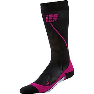 CEP Run Sock 2.0 Kompressionsstrümpfe Damen schwarz/pink