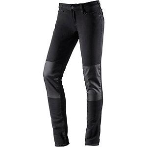 Mavi Serena Skinny Fit Jeans Damen schwarz