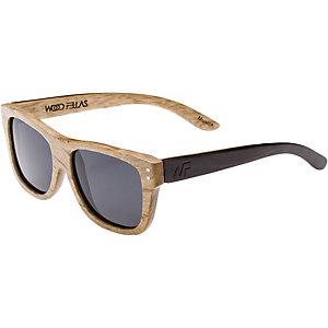 WOOD Fellas Sunglasses Jimbaran Sonnenbrille natur/braun