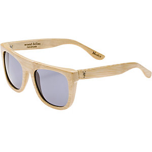 WOOD Fellas Sunglasses Mino Sonnenbrille beige