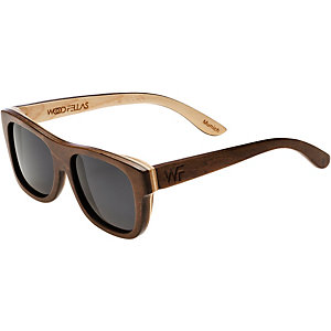 WOOD Fellas Sunglasses Tanjung Sonnenbrille brown/natural/grey