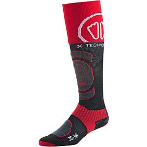 SIDAS Socke Sportsocken schwarz