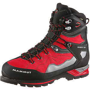 Mammut Magic Advanced High GTX Alpine Bergschuhe Herren rot/schwarz