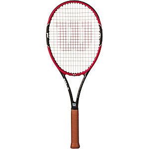 Wilson Pro Staff 97 Tennisschläger rot/grau