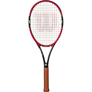 Wilson Pro Staff 97 Tennisschläger rot