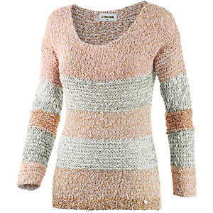 Rich & Royal Strickpullover Damen rosa