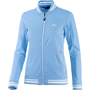 J.Lindeberg W Stretch Jacket JL Soft Shell Blouson Damen blau