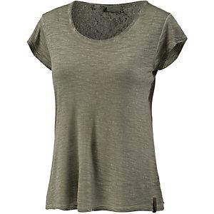 TIMEZONE T-Shirt Damen oliv