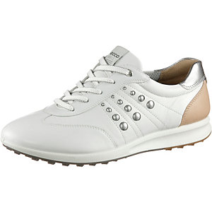 ECCO W Street Evo One Golfschuhe Damen weiß/grau