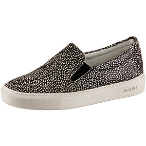 Maruti Slipper Damen schwarz/allover
