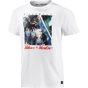 Billabong Future Paradise T-Shirt Herren weiß