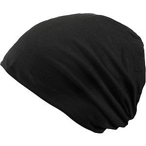 MasterDis Reversible Jersey Beanie black/heather grey