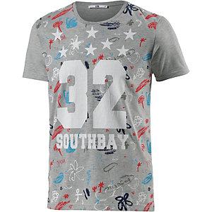LTB T-Shirt Herren graumelange