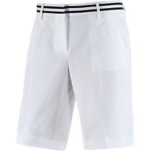Tommy Hilfiger Arielle Poly Bermuda Golfhose Damen weiß