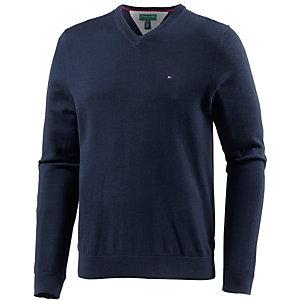 Tommy Hilfiger Preston VNeck Sweater V-Pullover Herren schwarz