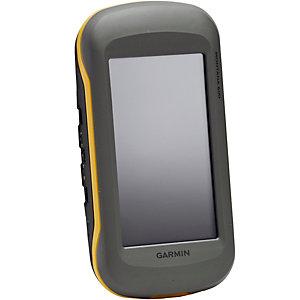 Garmin Montana 600+Motorrad Bundle GPS anthrazit/gelb