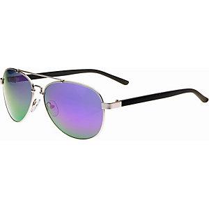 MasterDis Sunglasses Mumbo Mirror Sonnenbrille silberfarben/schwarz