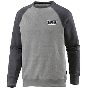 Vans Rutland Sweatshirt Herren grau/schwarz